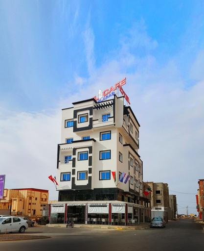 Hotel Cafe Borj Al Arab, Khouribga