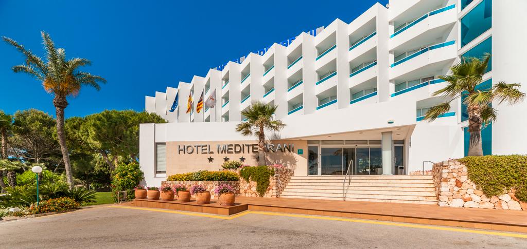 Globales Mediterrani Hotel, Baleares