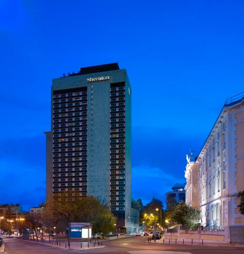 Sheraton Lisboa Hotel & Spa, Lisboa