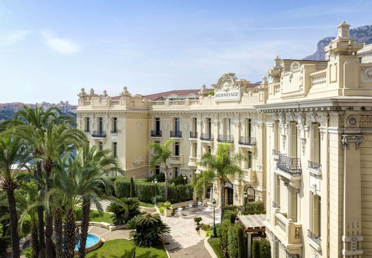 Hotel Hermitage Monte-Carlo, Alpes-Maritimes