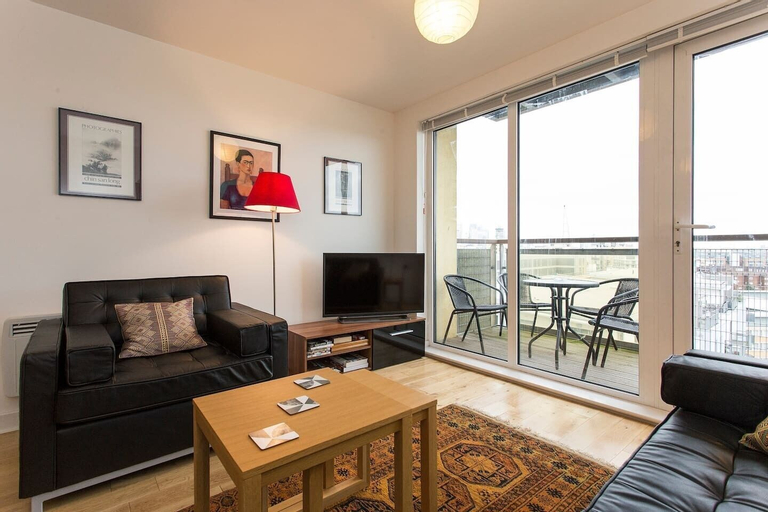 Magnificent 1BR in Historical Greenwich, London
