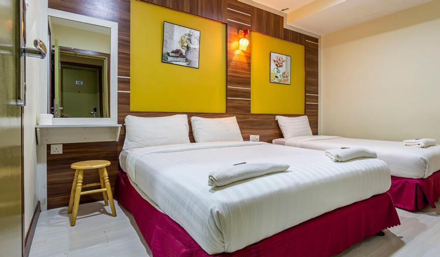 Golden Night Hotel Sunway, Kuala Lumpur