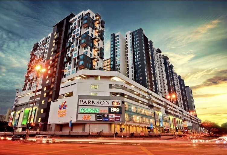 Setapak Central Mall Service suite by KL Homesweet, Kuala Lumpur