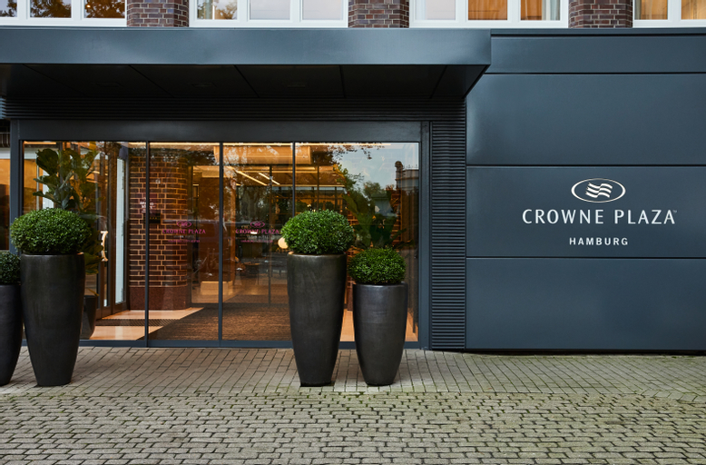 Crowne Plaza Hotel Hamburg - City Alster, Hamburg
