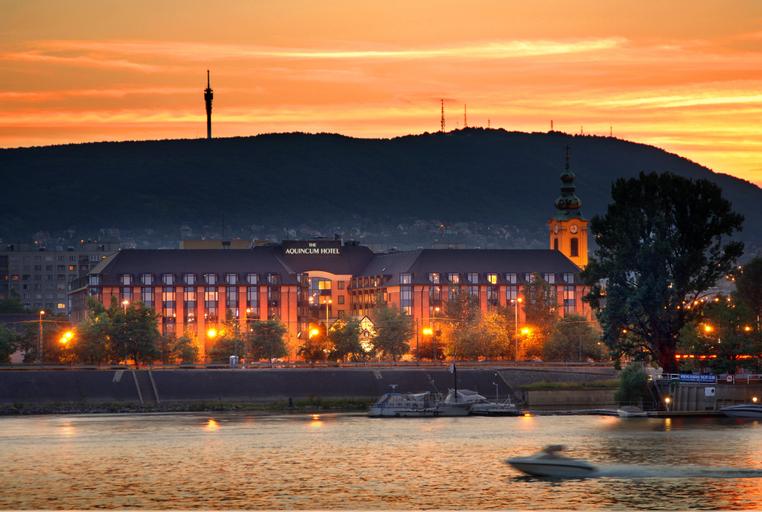 The Aquincum Hotel Budapest, Budapesti