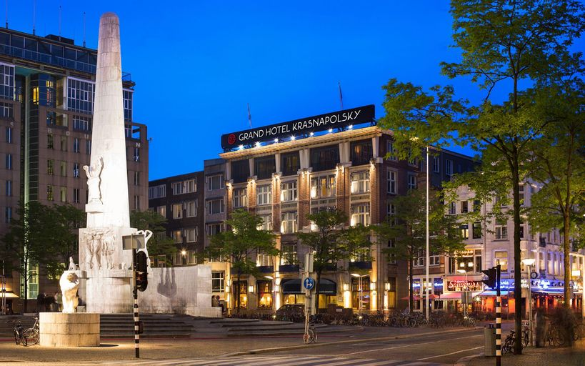 NH Collection Amsterdam Grand Hotel Krasnapolsky, Amsterdam