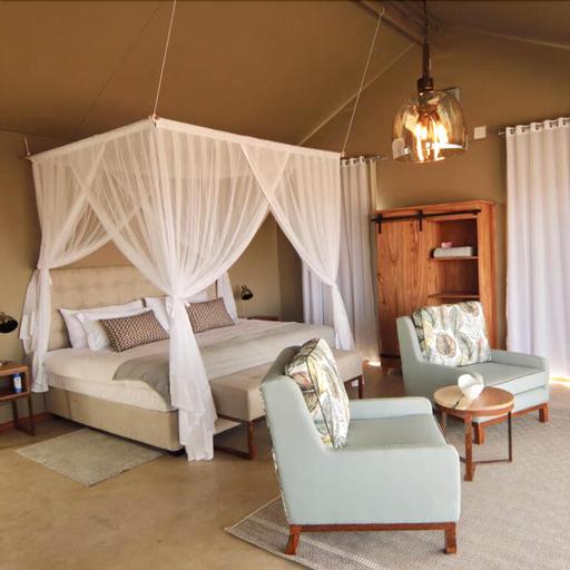Kifaru Luxury Lodge & Bush Camp, Outjo