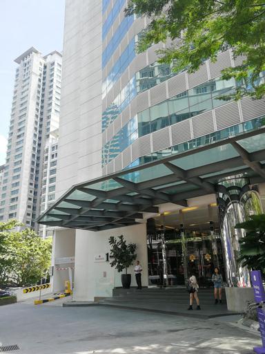 One Bukit Ceylon Changkat Bukit Bintang by TBM, Kuala Lumpur