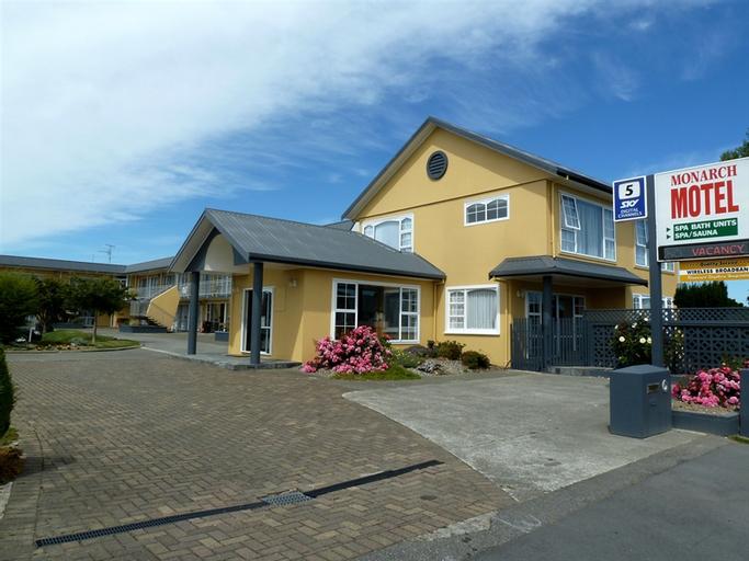 Monarch Motel, Invercargill