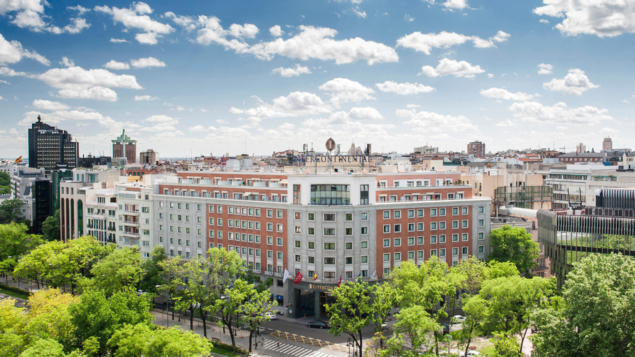 InterContinental Madrid (Pet-friendly), Madrid