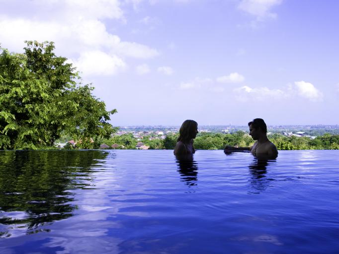 Jimbaran Cliffs Private Pool Hotel & Spa, Badung