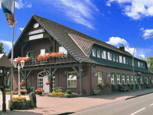 Landhotel & Restaurant Elkemann, Borken