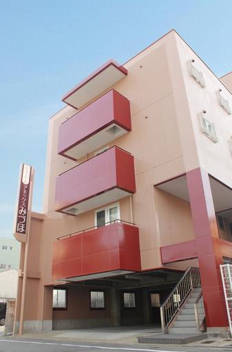 Business Hotel Annex Miduho, Tokushima