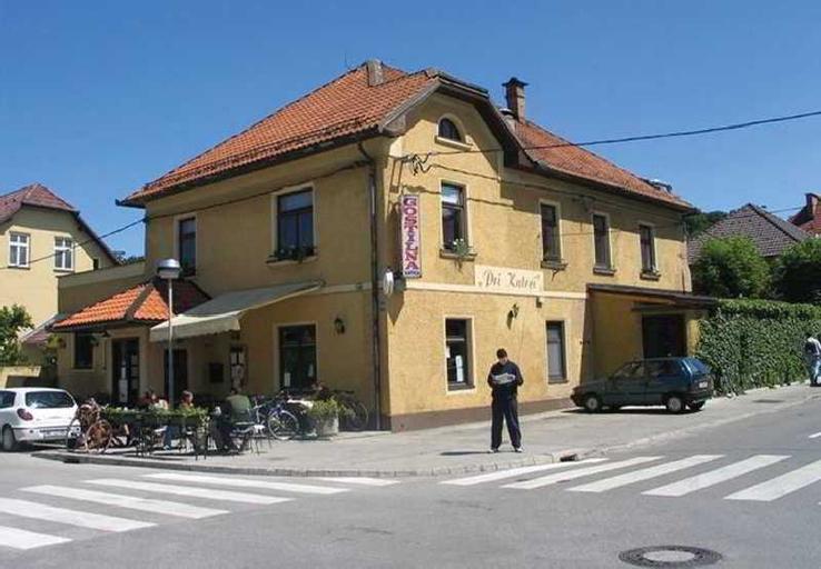 Gostilna Pri Katrci, Ljubljana