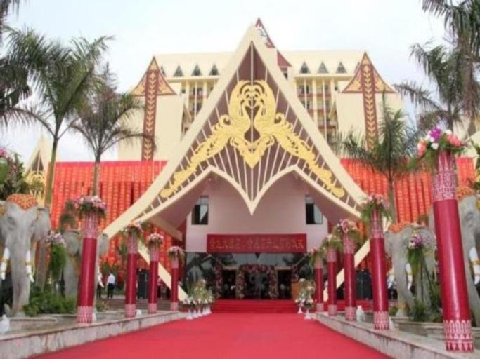 JingLand Exhibition Hotel, Xishuangbanna Dai