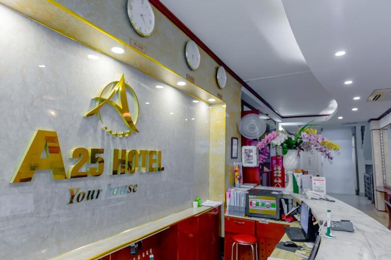 A25 Hotel - 46 Chau Long, Ba Đình