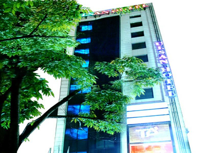 Ulsan Business Hotel, Jung