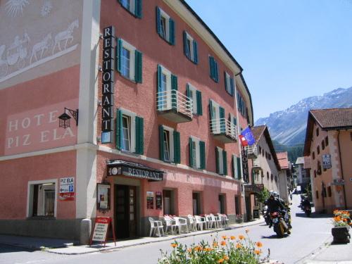 Hotel Piz Ela, Albula
