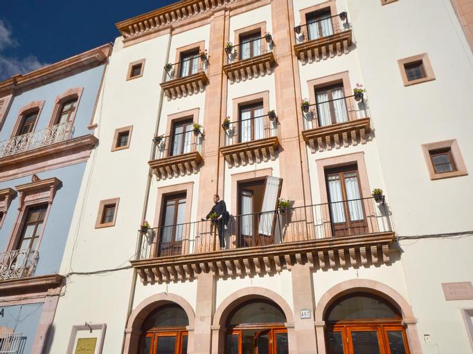 Mision Argento Zacatecas, Vetagrande