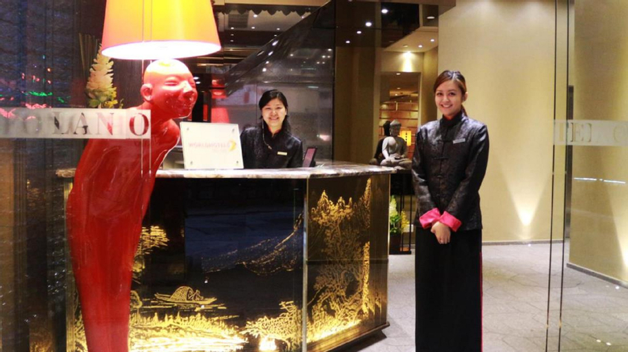 Lan Kwai Fong Hotel @ Kau U Fong, Central and Western