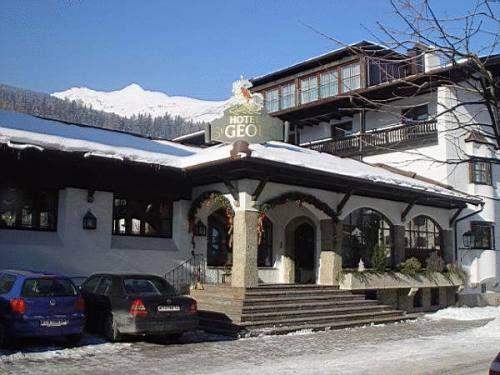 Johannesbad Hotel St. Georg, Sankt Johann im Pongau