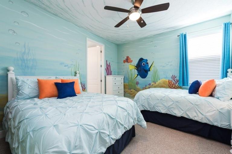 Orlando Dream Villa (Pet-friendly), Osceola