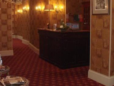 Brit Hotel Le Clos Saint Martin, Cher