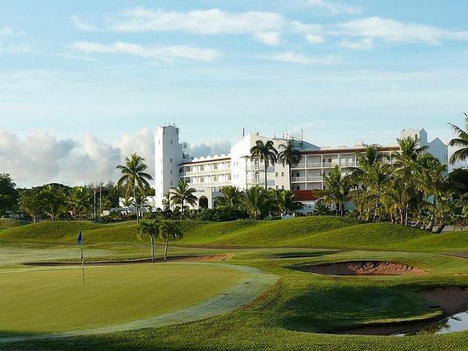 Starts Guam Golf Resort,