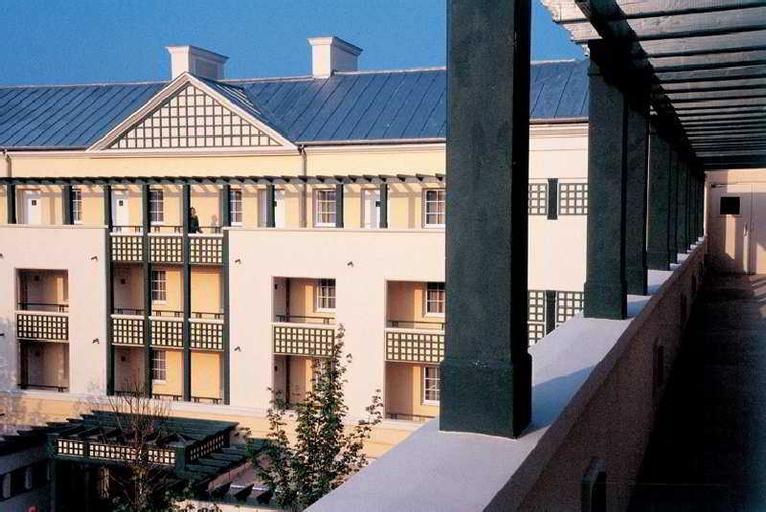 Aparthotel Adagio Marne-la-Vallée Val d'Europe, Seine-et-Marne