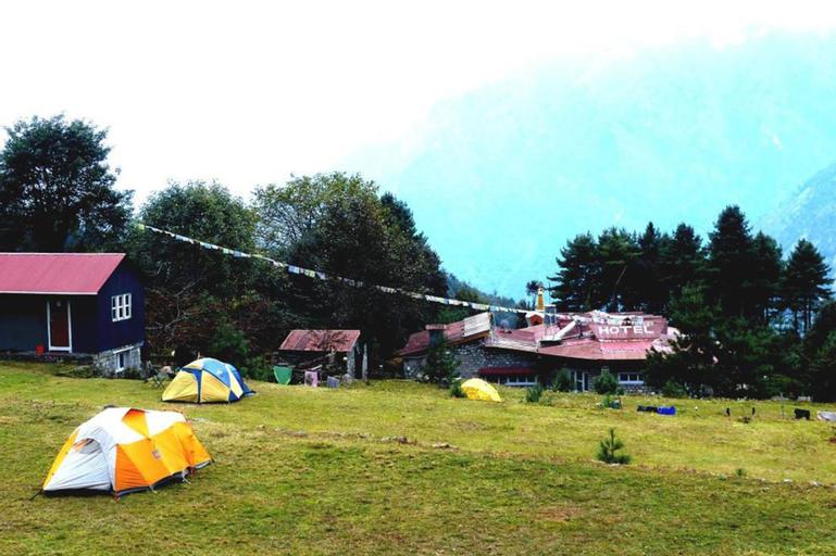 Lavilla Sherpani, Sagarmatha