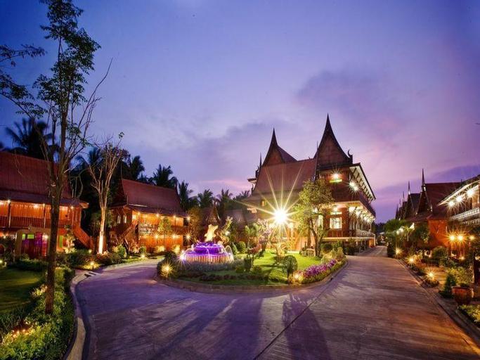 Jaroenrat Resort, Muang Samut Songkhram