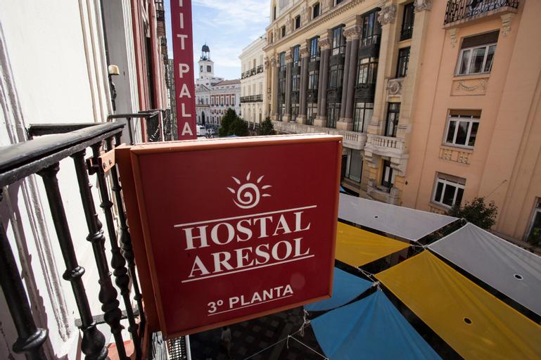 Hostal Aresol, Madrid