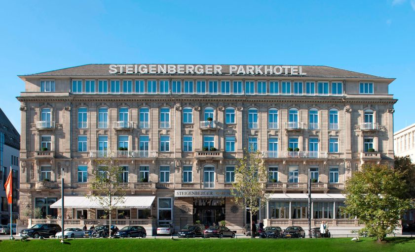 Steigenberger Parkhotel Düsseldorf, Düsseldorf