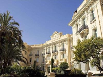 Hôtel Hermitage Monte-Carlo, Alpes-Maritimes