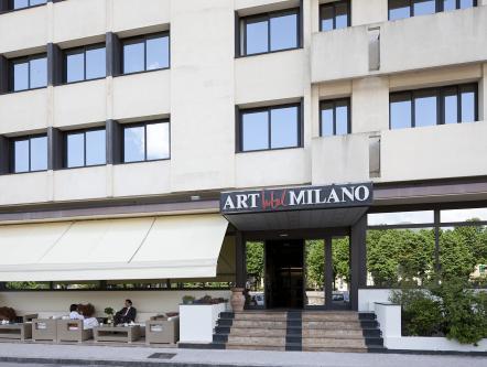 Art Hotel Milano, Prato