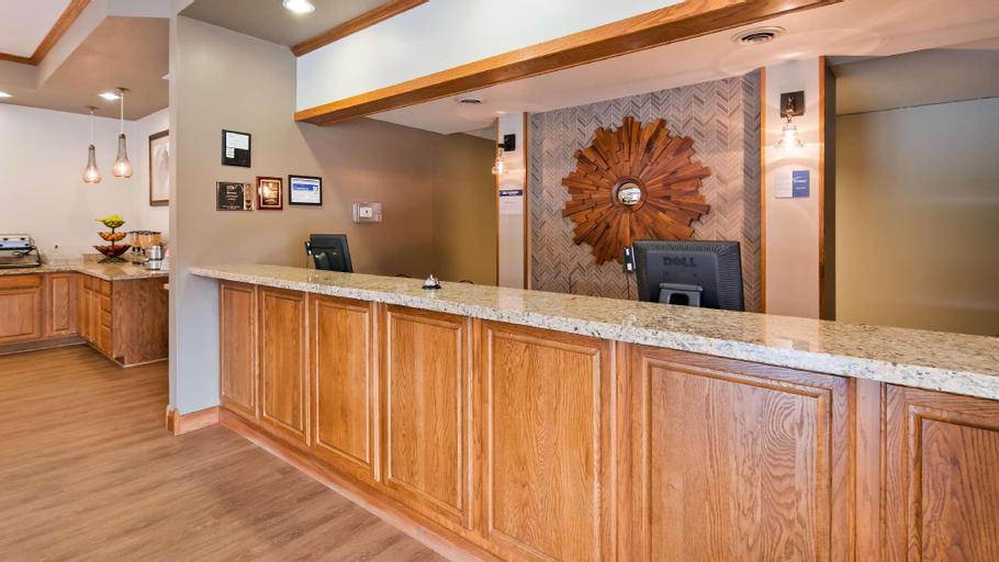 Best Western Buffalo Ridge Inn, Custer