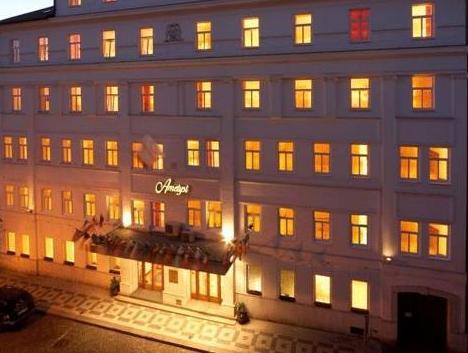 Hotel Ametyst, Praha 2