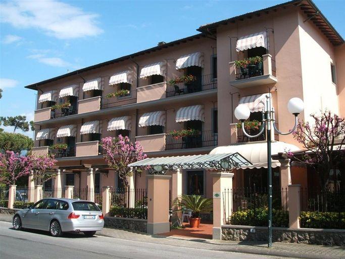 Hotel Astor Victoria, Lucca