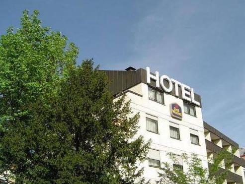 Best Western Hotel Stuttgart 21, Stuttgart