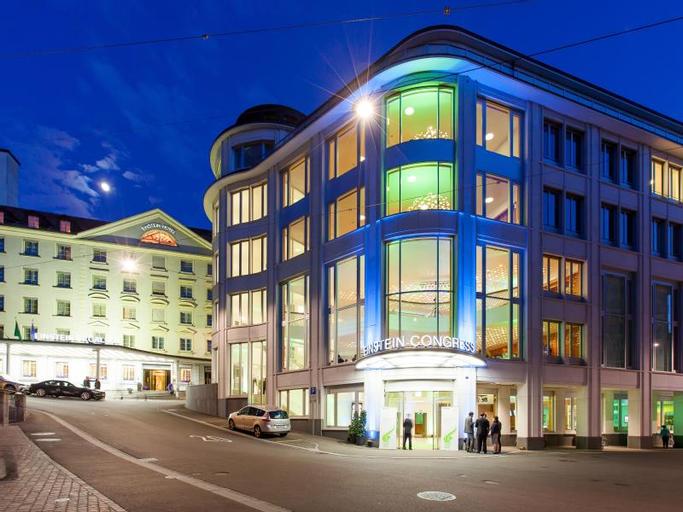 Einstein St. Gallen - Hotel Congress Spa, Sankt Gallen