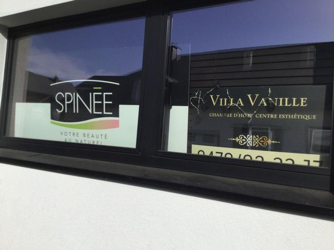 Villa Vanille, Namur