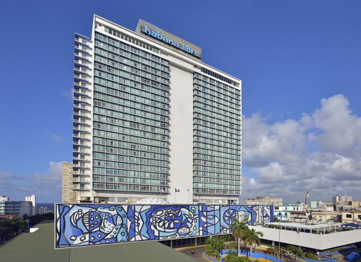 Tryp Habana Libre, Centro Habana