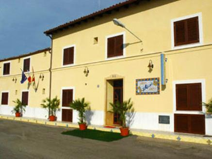 Hotel Aliai, Agrigento