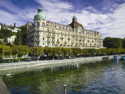Palace Luzern, Luzern