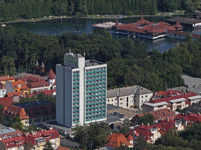 Hunguest Hotel Panorama, Hévíz/Keszthely