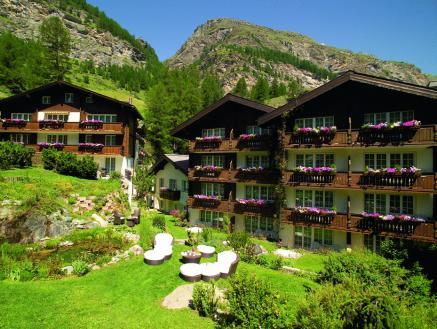 Hotel Sonne, Visp