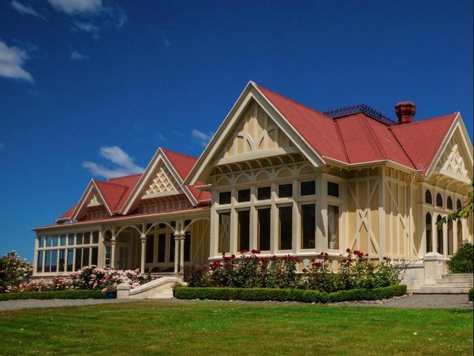 Pen-y-bryn Lodge, Waitaki