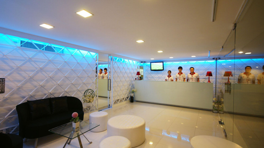 I Residence Hotel Silom, Sathorn