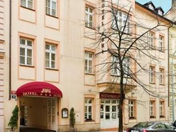 Hotel Abri, Praha 2