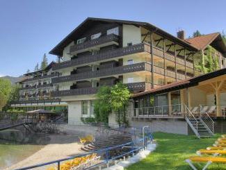 Eibsee-Hotel, Garmisch-Partenkirchen